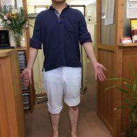 鍼灸治療を受けるときの服装